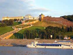 Скандинавская ходьба в Нижнем Новгороде