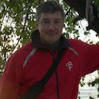 Андрей Кудаев, руководитель филиала школы скандинавской ходьбы в Ангарске